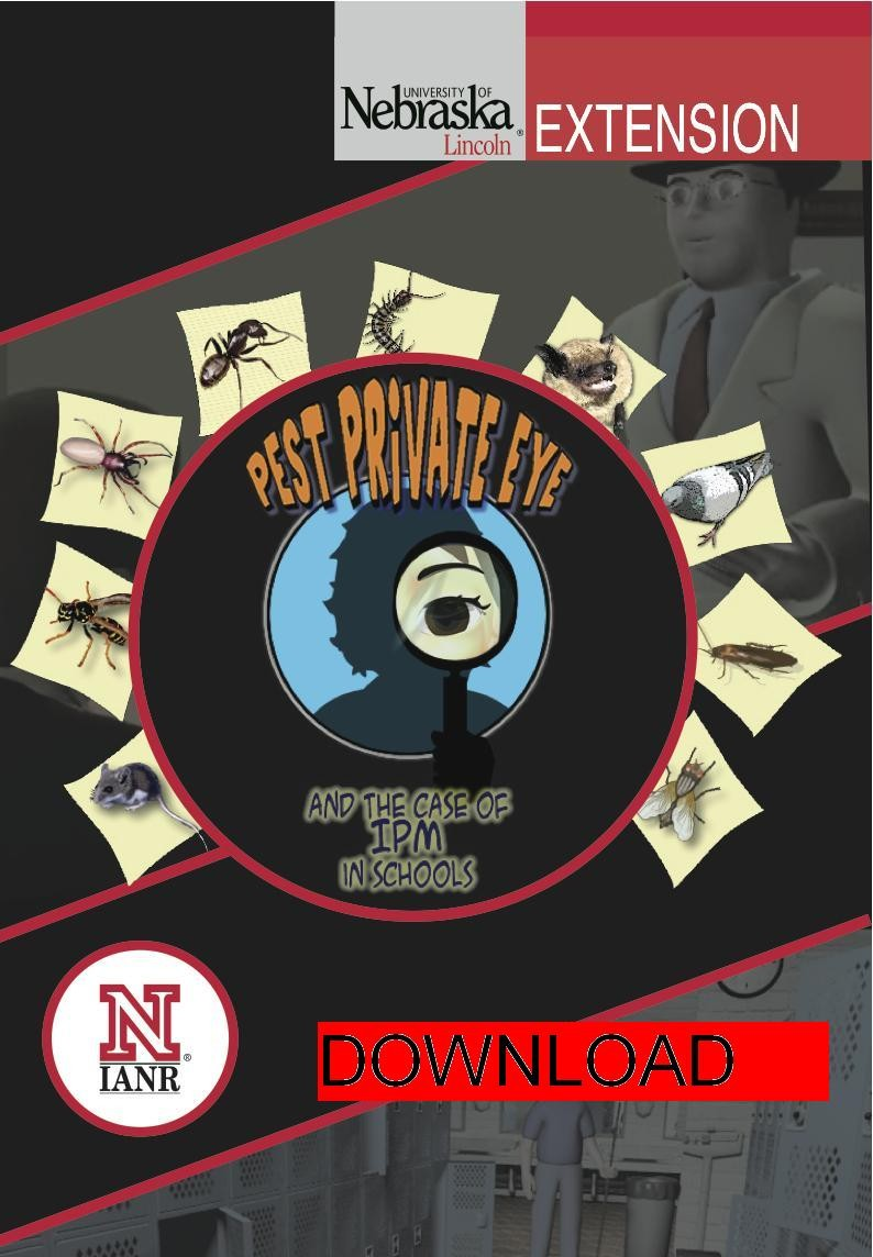 Pest Private Eye Game - CD14 Download