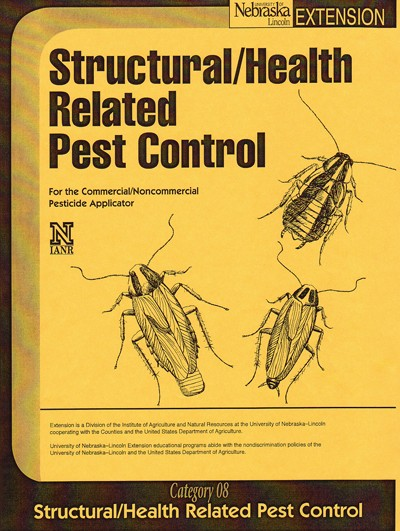 Structural/Health Related Pest Control (08) Manual