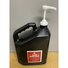 Hand Sanitizer - 1 gal. with pump (Pickup Only)
