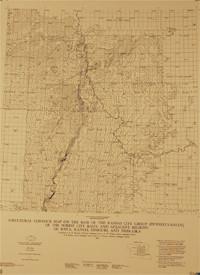 Structural Contour Map of the Kansas City (Pennsylvanian) (BCT-35.2)