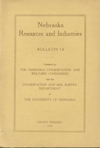 Nebraska's Resources and Industries (DB-14)
