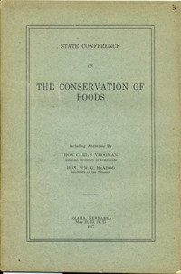 The Conservation of Foods (DB-3)