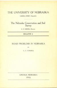 Road Problems in Nebraska (DB-4)