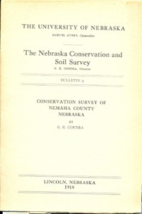 Conservation Survey of Nemaha County, Nebraska (DB-9)