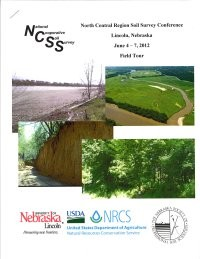 North Central Region Soil Survey Conference Field Tour (GB-14)