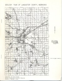 Geology Tour of Lancaster County, Nebraska (GB-8)