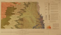 Bedrock Geologic Map Showing Thickness of Overlying Quaternary Deposits, Fremont Quadrangle and Part of Omaha Quadrangle (GMC-20)