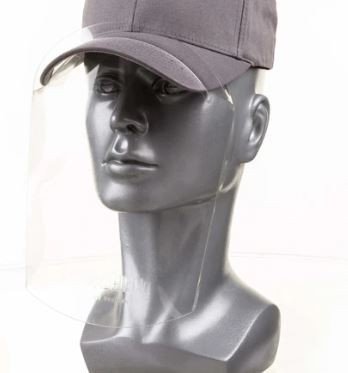 Cap Shield Face Coverings and Cap Shield Plus (CS-1vp)
