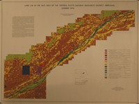 Land Use in the East Half of the Central Platte Natural Resources District, Nebraska, Summer 1974 (LUM-14)