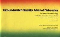 Groundwater Quality Atlas of Nebraska (RA-3)