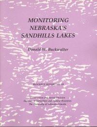 Monitoring Nebraska's Sandhills Lakes (RR-10)