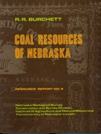 Coal Resources of Nebraska (RR-8)