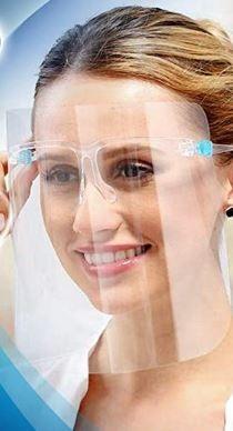 Face Shield Goggles (FS-1vp)