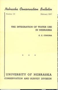 The Integration of Water Use in Nebraska (CB-29)