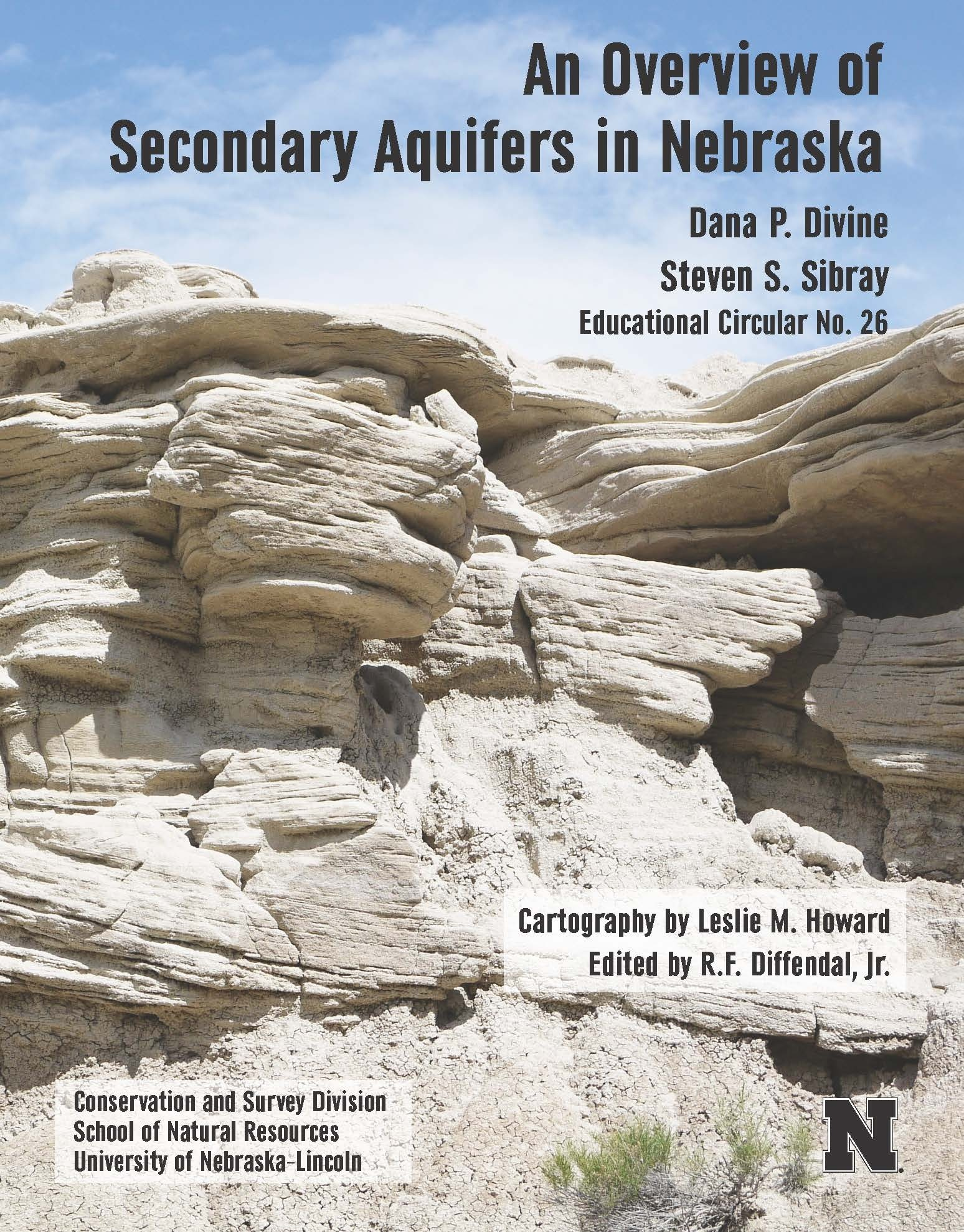 An Overview of Secondary Aquifers in Nebraska (EC-26)