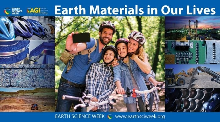 Earth Materials in Our Lives packet cover