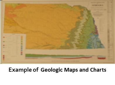 Geologic Map of Nebraska  (GMC-3)