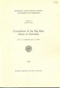 Correlation of the Big Blue Series in Nebraska (GSB-6)