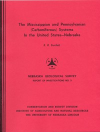 The Mississippian and Pennsylvanian (Carboniferous) Systems in the United States-Nebraska (GSI-5)