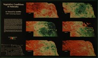 Vegetative Conditions in Nebraska, As Viewed by Satellite, 1987 Growing Season (LUM-29)