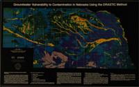 Groundwater Vulnerability to Contamination in Nebraska Using the DRASTIC Method (LUM-31)