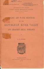 Geology and Water Resources of the Republican River Valley and Adjacent Areas, Nebraska