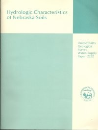 Hydrologic Characteristics of Nebraska Soils