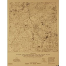 Magnetic Map (BCT-35.5)