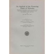 An Analysis of the Flowering Plants of Nebraska. (CB-13)