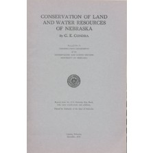 Conservation of Land and Water Resources of Nebraska (CB-14)