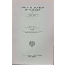 Cheese Production in Nebraska (CB-17)