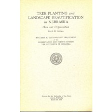Tree Planting and Landscape Beautification in Nebraska (CB-2)