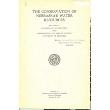 The Conservation of Nebraska's Water Resources (CB-3)