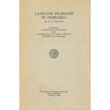 Land-Use Problems in Nebraska (CB-7)