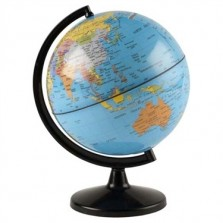"""Save The World"" Coin Bank Globe (CB01)"