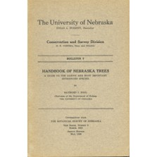 Handbook of Nebraska Trees, A Guide to the Native and Most Important Introduced Species (DB-7)