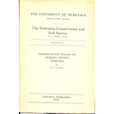 Conservation Survey of Nemaha County, Nebraska (DB-9)