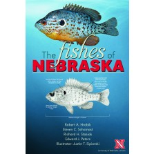 Fishes of Nebraska front cover