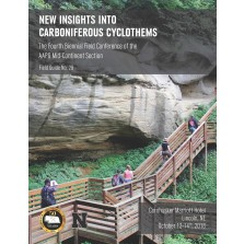 New Insights into Carboniferous Cyclothems.  The Fourth Biennial Field Conference of the American Association of Petroleum Geologists (AAPG) Midcontinent Section Fourth Biennial Field Conference Abstracts and Guidebook (FG-28). pp. 67.  Perfect bound pape