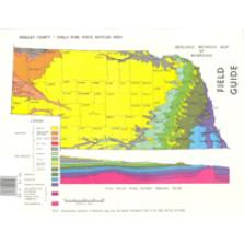 Greeley County, Chalk Mine State Wayside Area Field Guide (FG-8)