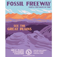 Fossil Freeway Poster