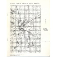 Geology Tour of Lancaster County, Nebraska (GB-8)