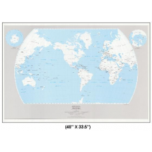 The World, Van der Grinten Projection (GIM-126)