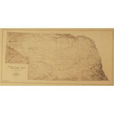 Inferred Areal Extent of the Oligocene (White River Group) Chadron Basal Sand; Nebraska High Plains-Ogallala Aquifer Study Area (GM-52.1)