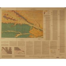 Geologic Map of the Scottsbluff 1 x 2 Degree Quadrangle, Nebraska and Colorado (GMC-30)