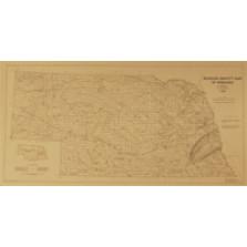 Bouguer Gravity Map of Nebraska (GP-1)