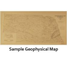 Aeromagnetic Map of Nebraska (GP-3)