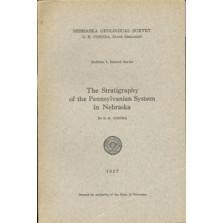 The Stratigraphy of the Pennsylvanian System in Nebraska (GSB-1)
