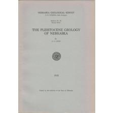 The Pleistocene Geology of Nebraska (GSB-10)