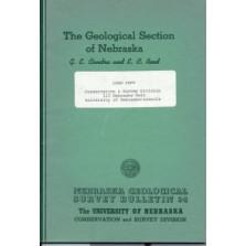 The Geological Section of Nebraska (GSB-14)